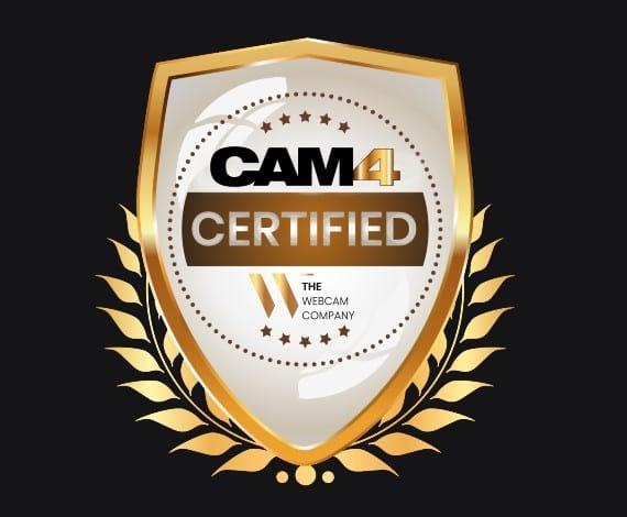 cam4 certified